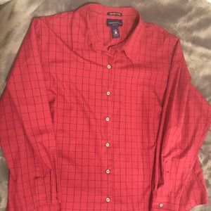 Charter Club button up shirt